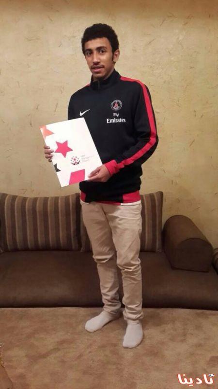 مكتب الوكيل يوقع مع لاعب الجيل حسام البوحسن