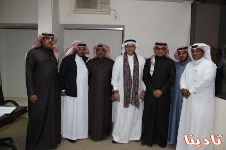 الجعيد نائباً لرئيس اتحاد الرياضات البحريه