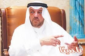 رئيس المجلس الرياضي العربي ينعى فقيد الامتين العربية والاسلامية الملك عبدالله