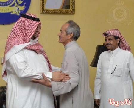 رئيس النصر يوجه بضم محمد مغربي لمكافآت فريق الكرة طوال فترة رئاسة للنادي