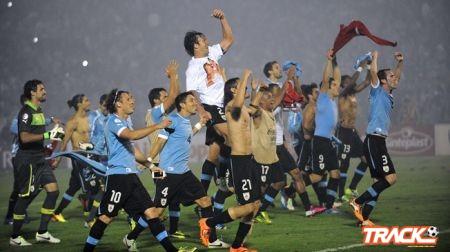 أوروجواي تتعادل مع الأردن وتحجز المقعد الأخير