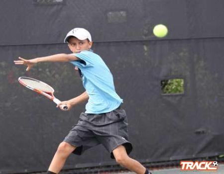 أخضر التنس الشاب يحقق انتصاره الرابع في بطولة الخليج