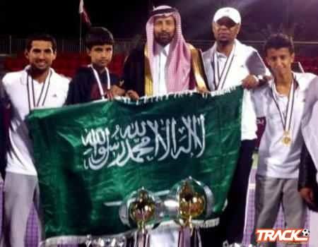 اخضر التنس تحت 16 و12 يحققان بطولتي الخليج