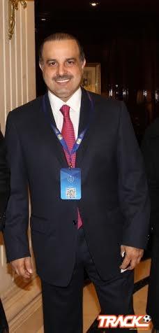 ناصر العطية نائبا لرئيس الاتحاد الدولي للسيارات