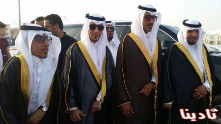 مدينه الطرف تحتفل بزواج 30 فارسا وفارسه (صور)