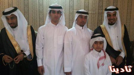اسره الحيز تحتفل بزواج ابنائهم