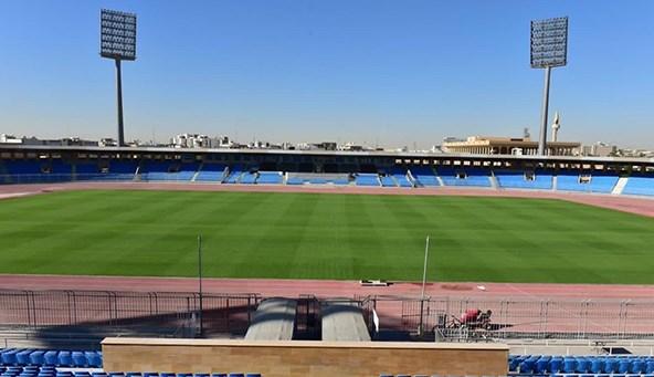 استاد الأمير فيصل بن فهد جاهز لاستضافة مباريات دوري جميل