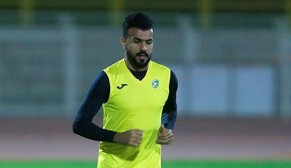 ريشاني يعتذر وينتظم في التدريبات والباشا يحفز لاعبي الخليج
