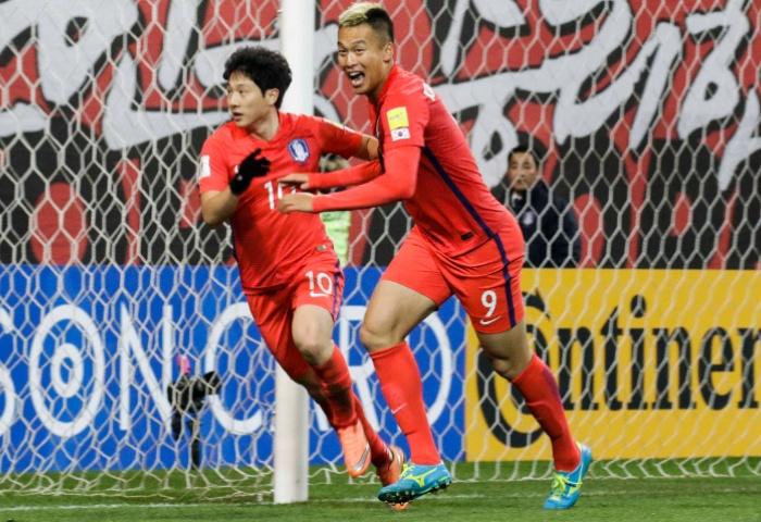 تصفيات كأس العالم: كوريا الجنوبية 2 – أوزبكستان 1