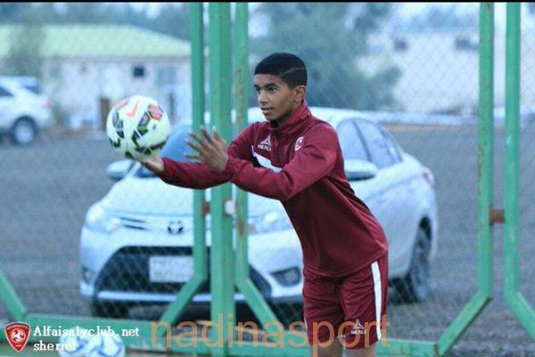 انضمام لاعب البراعم إلى المنتخب السعودي للناشئين