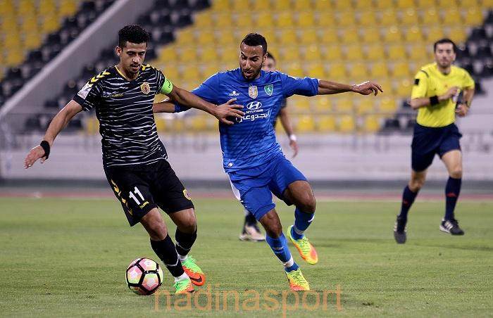 الفتح يفوز بهدف مقابل لاشيئ فى مواجهة ودية أمام فريق قطر القطري