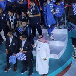 الهلال يقرر الاحتفال بكأس دوري جميل على الطريقة الأوروبية