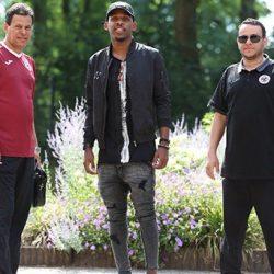 دياز يعلن قائمة لاعبي الهلال المغادرين إلى مصر