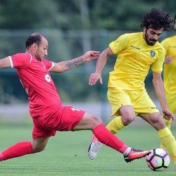 الفحوصات الطبية تؤكد سلامة لاعب الاتحاد زياد المولد