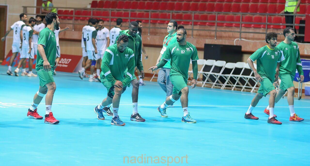 الأخضر-لكرة-اليد