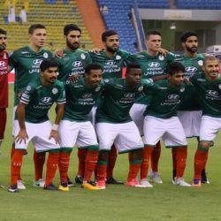 الاتحاد يتعادل إيجابياً مع النصر الإماراتي