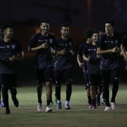 """الفيصلي يواصل تدريباته استعداداً لملاقاة """" النصر """""""
