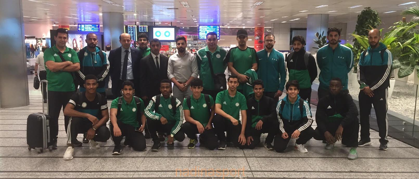 أخضر الكاراتيه يختتم استعداداته لخوض منافسات بطولة تركيا المفتوحة
