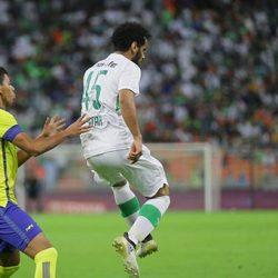 الهلال يواصل مشاركة صدارة دوري جميل مع الباطن بالفوز على أحد