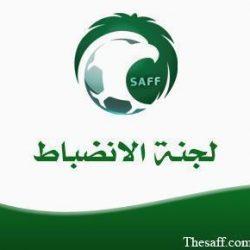 عبد المجيد الصليهم يشارك في تدريبات الشباب .. وجمال بن العمري في العيادة