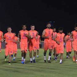 الاتحاد يختتم معسكر الإمارات بالفوز على بني ياس