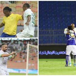 الدوري الأولمبي: أربع مباريات ضمن الجولة الثانية