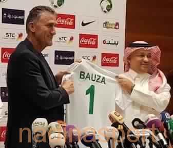 عزت يوقع مع باوزا عقد إشرافه على الاخضر بالمونديال