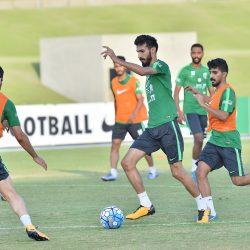 المنتخب السعودي يختتم استعداداته لمواجهة غانا غداً