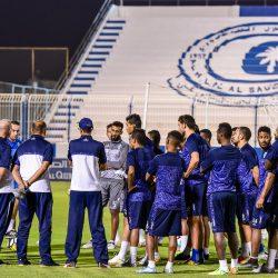 الشباب يكمل جاهزيته لمواجهة الفتح .. وآل الشيخ يتكفل بشراء تذاكر المباراة