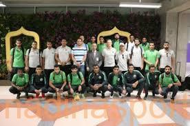 المنتخب السعودي لكرة قدم الصالات يصل بانكوك استعدادًا لتصفيات غرب آسيا
