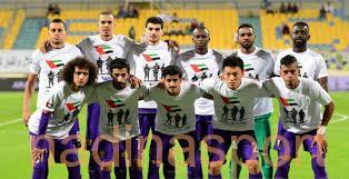 الدوري الإماراتي : العين يفوز الوحدة