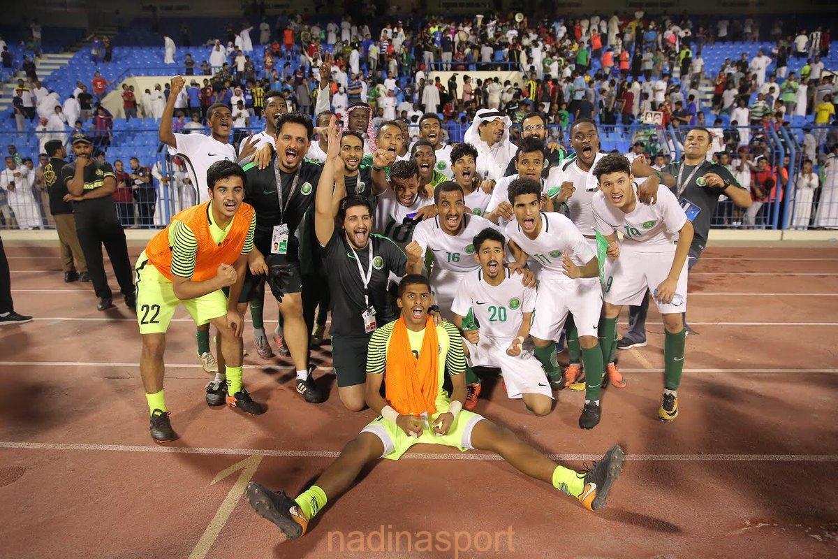 بعد تغلبه على اليمن .. الأخضر الشاب يتأهل رسمياً إلى نهائيات كأس آسيا 2018