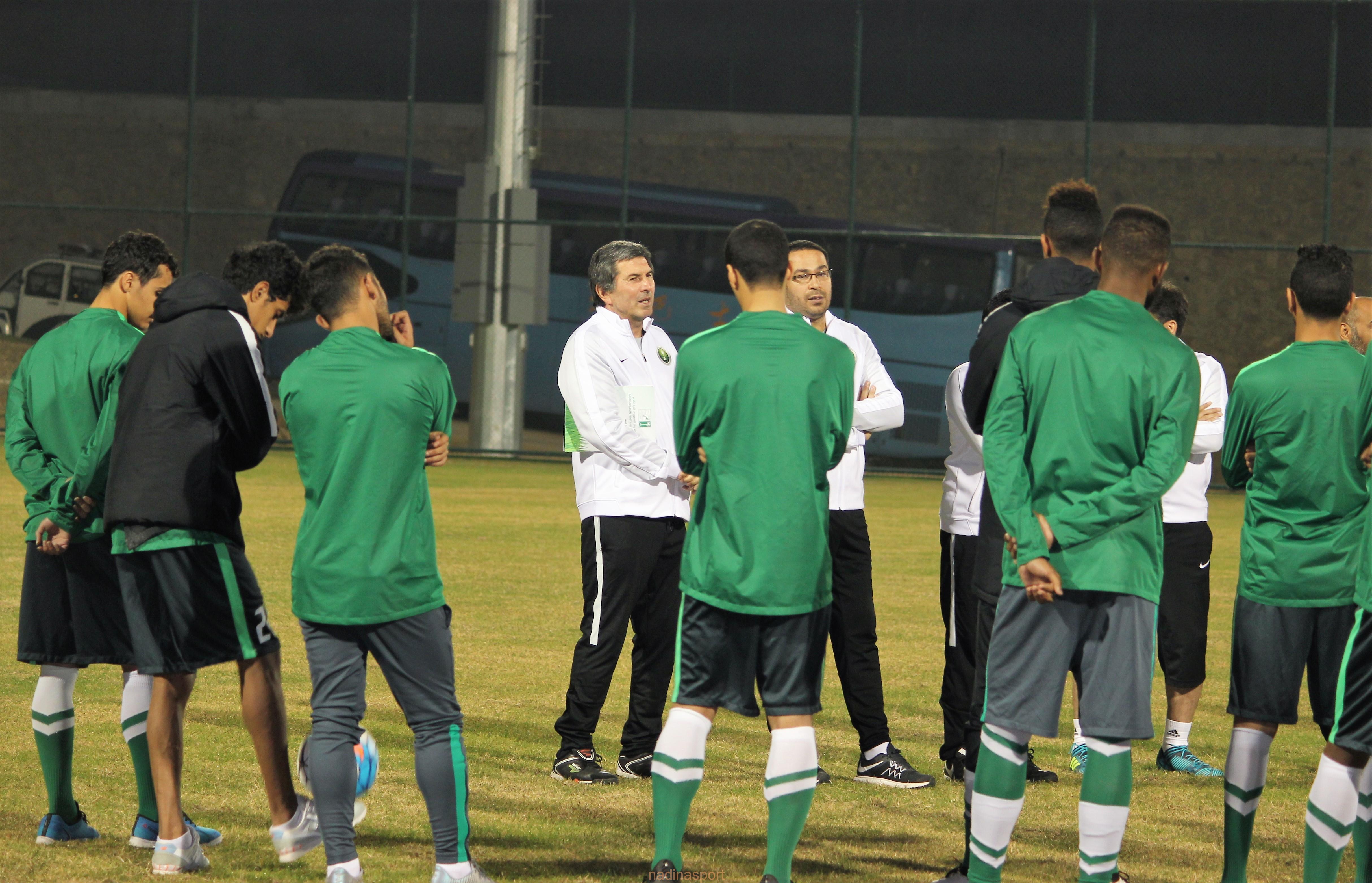 المنتخب الأولمبي يخوض غداً الجمعة لقاءه الثاني أمام المكسيك ضمن الدورة الدولية الودية بالصين