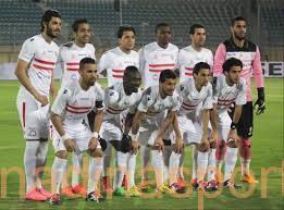 الزمالك يفوز على بتروجيت في الدوري المصري لكرة القدم