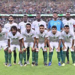 """المنتخب السعودي الأول يستمر بالمركز الـ63 عالمياً في تصنيف الـ""""فيفا"""" لشهر نوفمبر"""