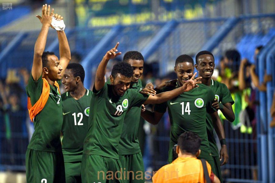 تصفيات كأس آسيا للشباب : الأخضر يتصدر المجموعة الرابعة بفوزه على تركمانستان