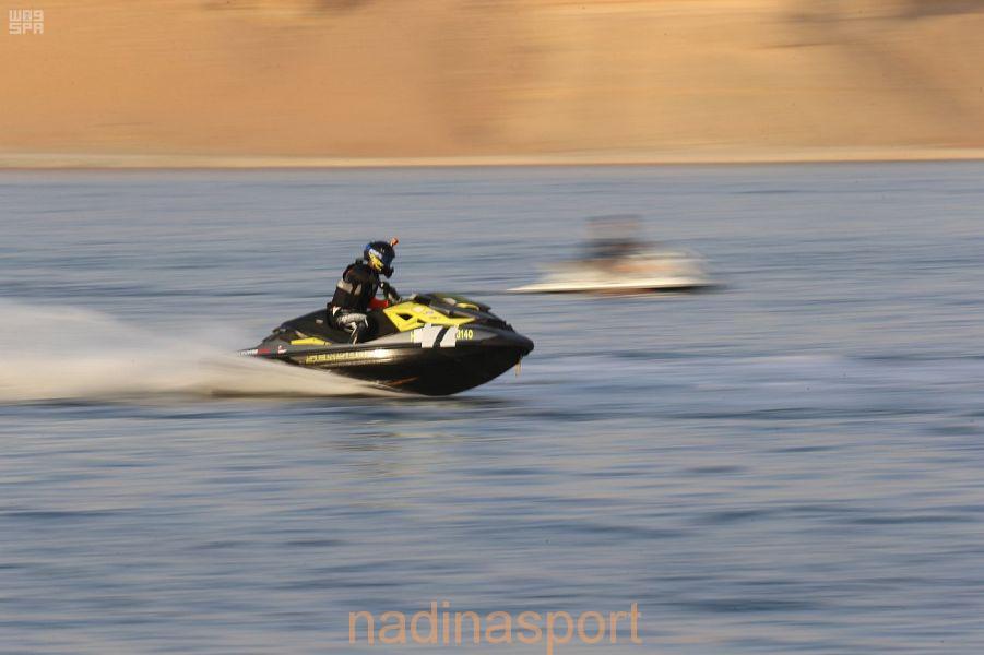 اختتام بطولة الدبابات البحرية الخليجية بدومة الجندل
