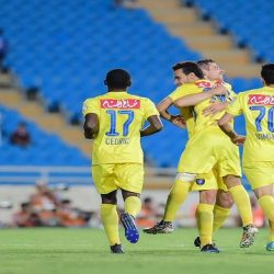 النصر يبدأ استعداداته لمباراته القادمة امام الفتح