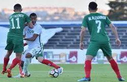 المنتخب السعودي يخسر من بلغاريا ودياً
