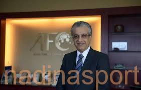 الشيخ سلمان بن إبراهيم آل خليفة : واثقون من قدرة الإمارات على تنظيم الحدث العالمي بأفضل صورة ممكنة
