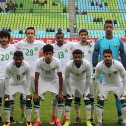 الأخضر الأولمبي يستعد لكأس آسيا في الرياض وشنغهاي
