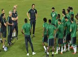 المنتخب السعودي يبدأ غداً استعداداته لكأس الخليج
