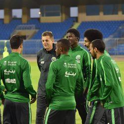المنتخب الوطني يدشن أول تدريباته استعدادًا لخليجي 23
