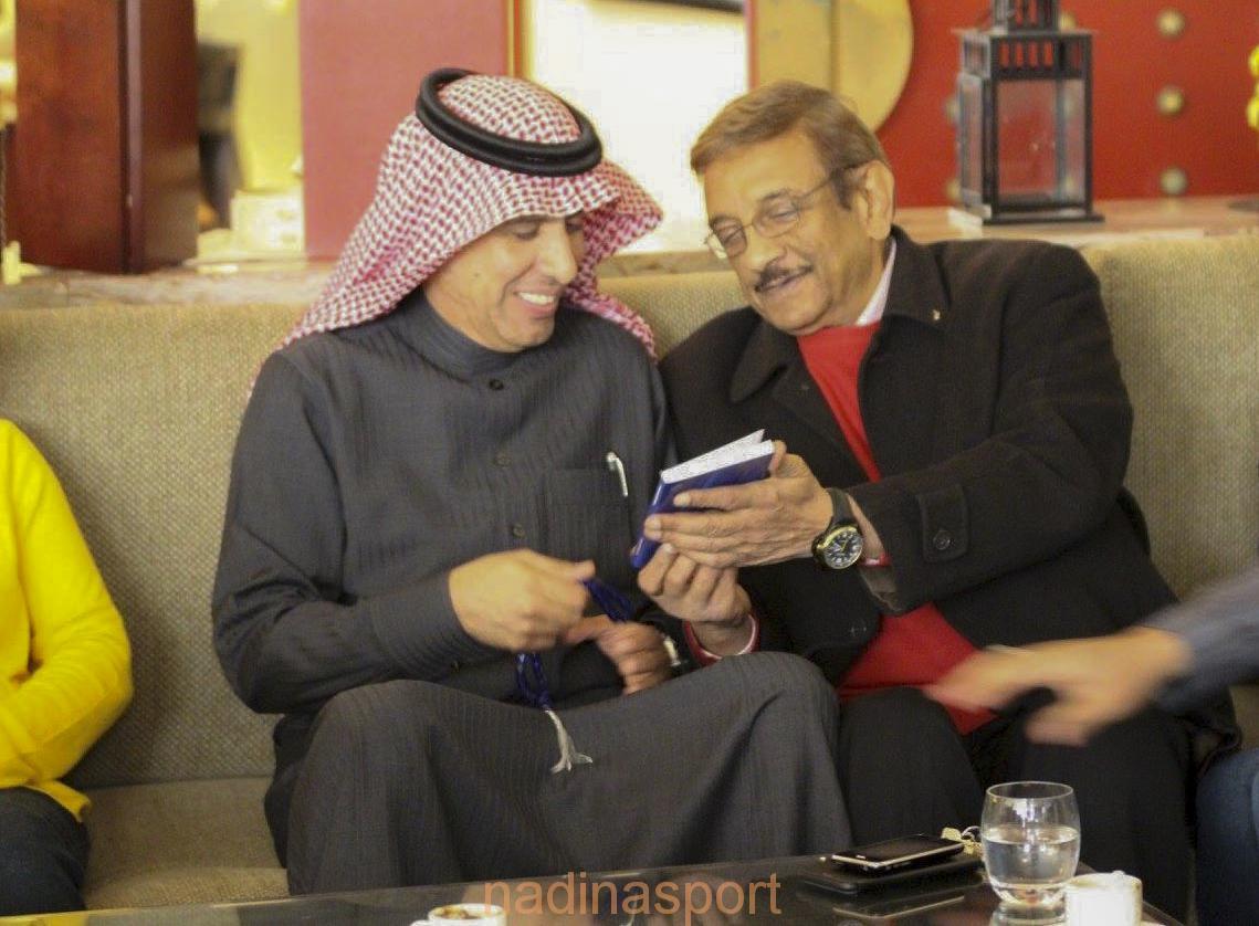 العرب يستعدون لتنصيب المنيع رئيساً للاتحاد العربي