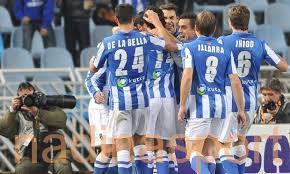 الدوري الإسباني : ملقا يحقق فوزه الثالث على حساب ريال سوسييداد