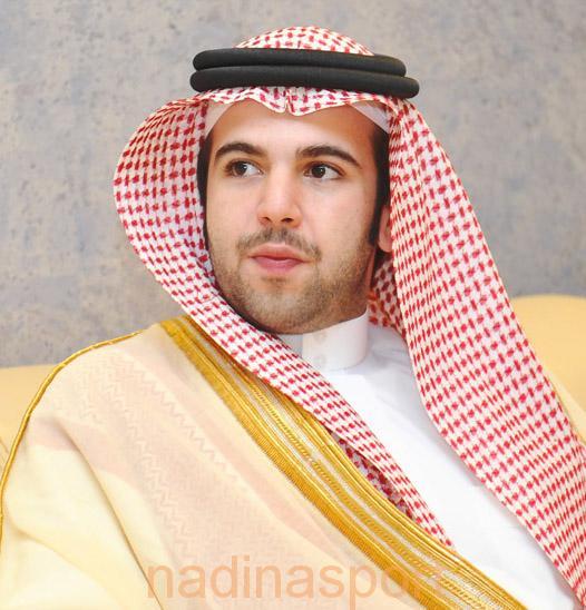 """الأمير عبدالله بن سعد في """"وقت إضافي"""""""