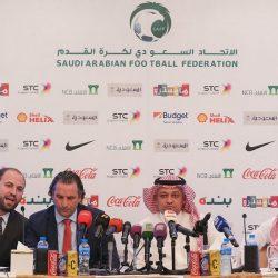 حمزة إدريس يشيد بروح لاعبي المنتخب السعودي الأولمبي أمام نظيرهم الأردني في أولى مبارياتهم الآسيوية