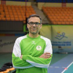 مساعد مدرب الأخضر مانويل اورتيجا