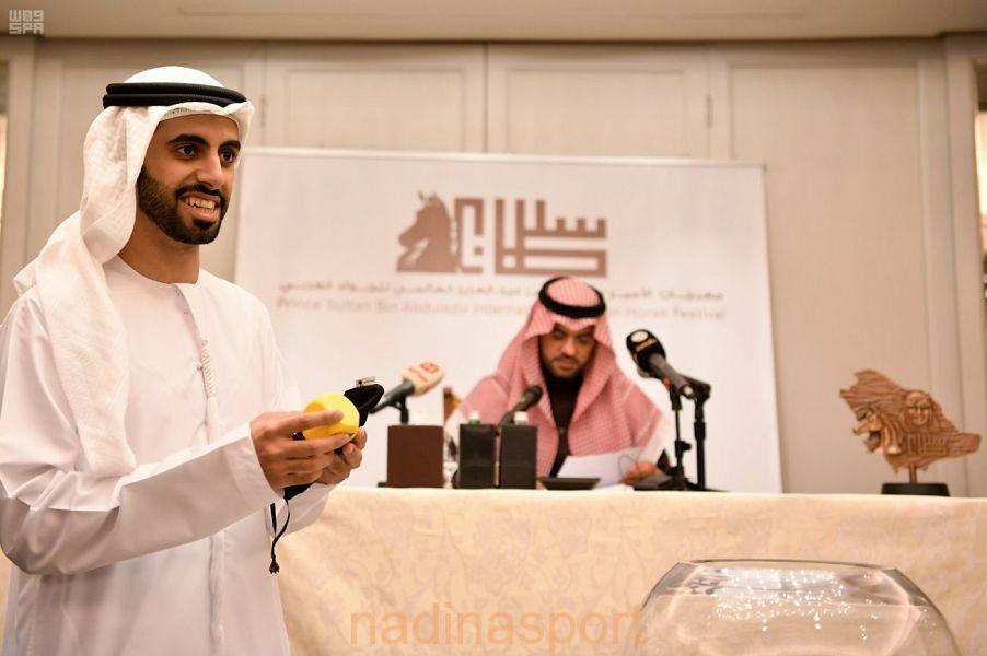 الأمير فهد بن خالد: نسعى ليكون مهرجان الأمير سلطان الأول على المستوى العالمي وفعالياته تتطور سنوياً