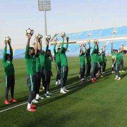 أكاديمية نادي الأهلي السعودي تحصل على شهادة الأيزو 9001
